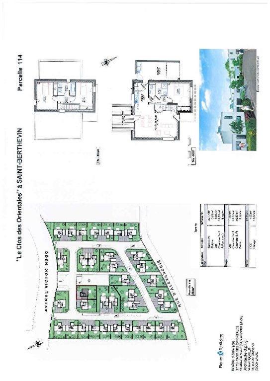 Rental house / villa Saint berthevin 712€ CC - Picture 2