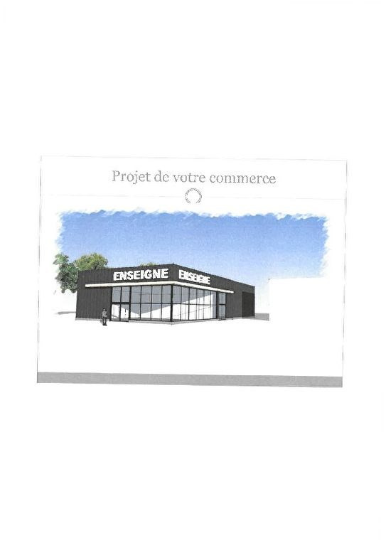 Location local commercial Pont l abbe 4 300€ HC - Photo 5