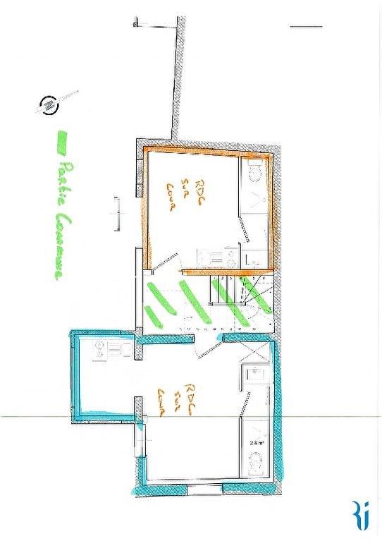 Vendita immobile Rouen 315000€ - Fotografia 7