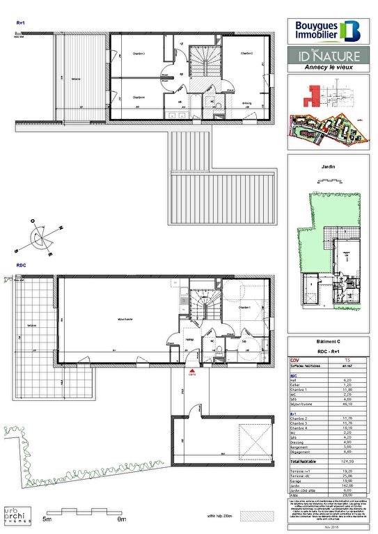 Deluxe sale house / villa Annecy le vieux 746000€ - Picture 2