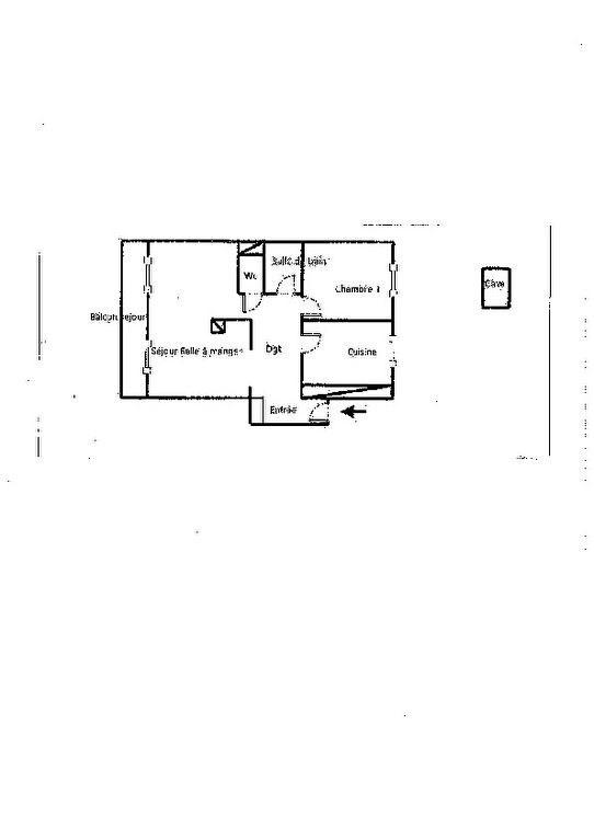 Vente appartement Lyon 6ème 370000€ - Photo 5