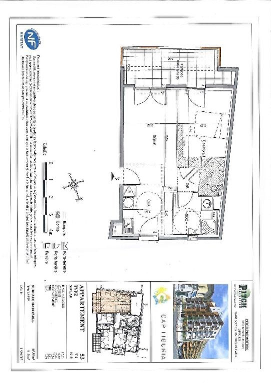 Vente appartement Roquebrune-cap-martin 375000€ - Photo 1