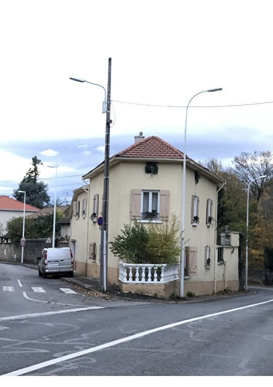 Charmante maison à Lyon 9 secteur Saint Rambert
