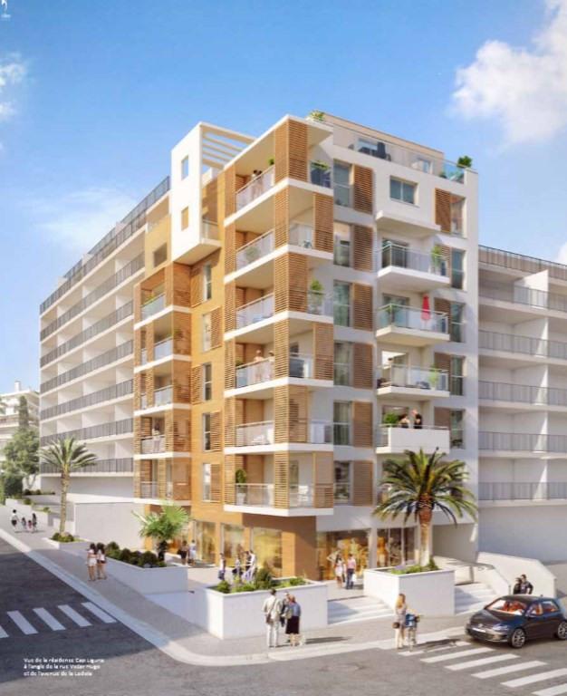 Vente appartement Roquebrune-cap-martin 315000€ - Photo 1