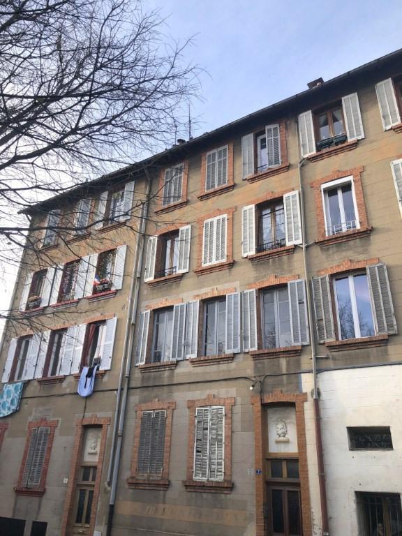 Sale apartment Marseille 55000€ - Picture 1