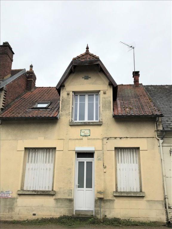 Maison a rénover carlepont - 6 pièce (s) - 108 m²
