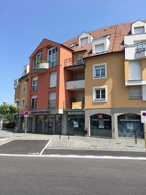 Vente appartement Riedisheim 96 000€ - Photo 1