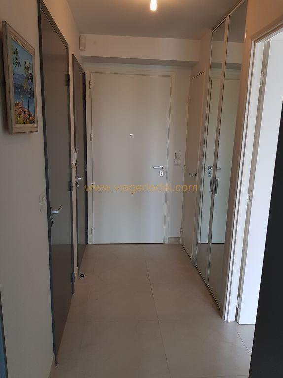 Lijfrente  appartement Cannes 79200€ - Foto 6
