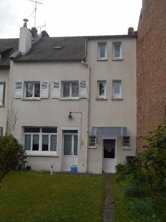 Venta  casa Crevecoeur le grand 174000€ - Fotografía 1