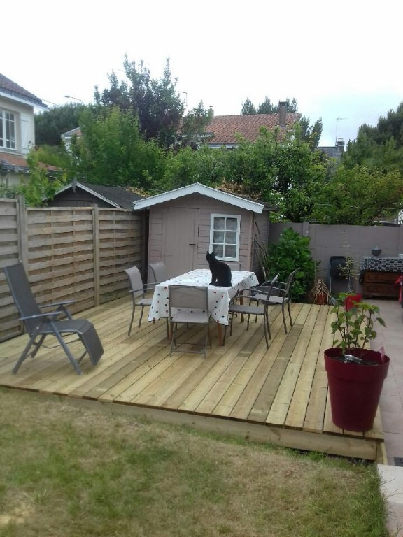 Rental house / villa La baule escoublac 720€ CC - Picture 1