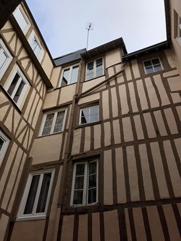 Investment property apartment Rouen 123 000€ - Picture 1