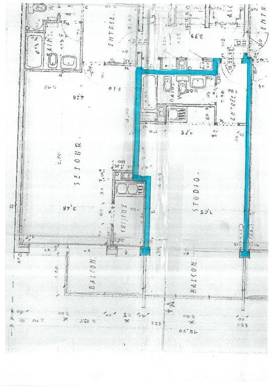 Vendita appartamento Le touquet paris plage 179000€ - Fotografia 3