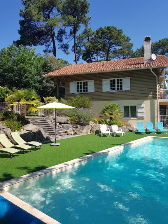 Verkauf von luxusobjekt haus Lacanau 728000€ - Fotografie 2
