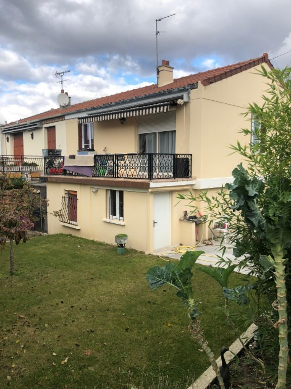 Vente maison / villa Bezons 493 000€ - Photo 1