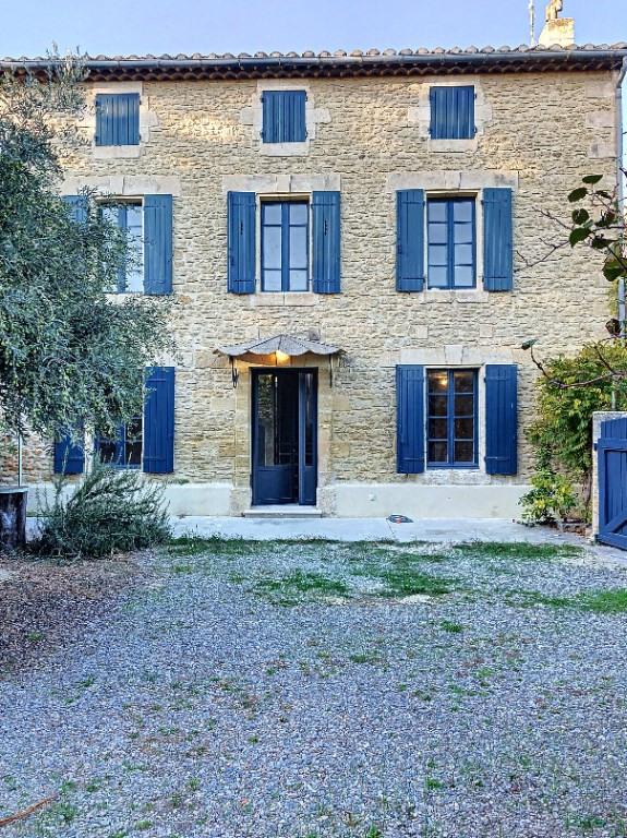 Verkoop  huis Pujaut 405000€ - Foto 12