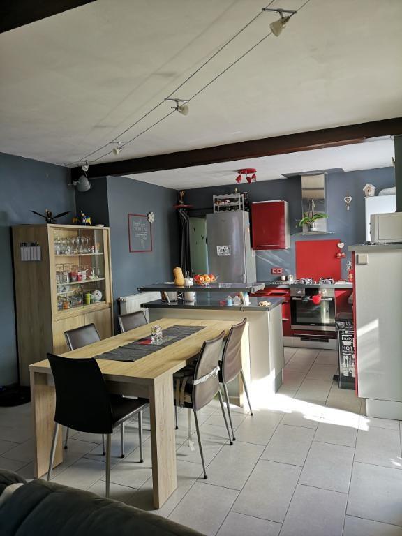 Vente maison / villa Deville les rouen 175000€ - Photo 2