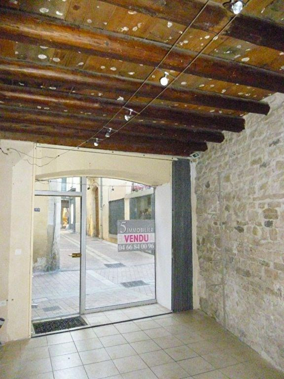 Sale empty room/storage Nimes 35 000€ - Picture 1