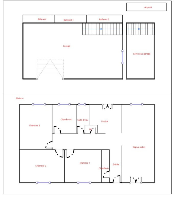 Sale house / villa Ernemont sur buchy 169000€ - Picture 8