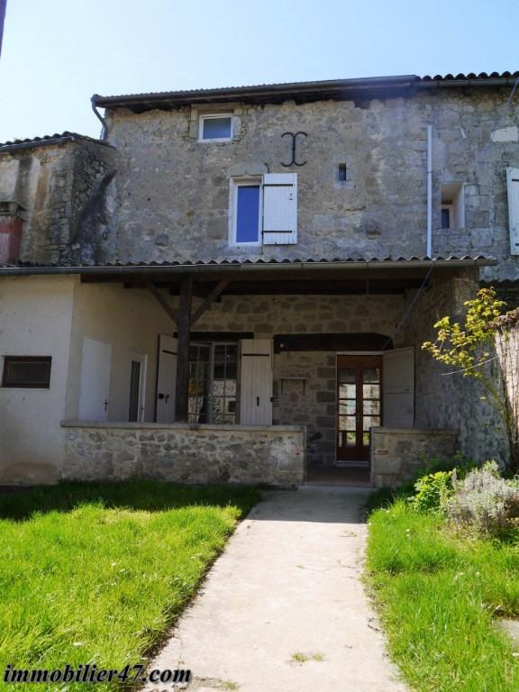 Maison de village Lusignan Petit 4 pièce(s)