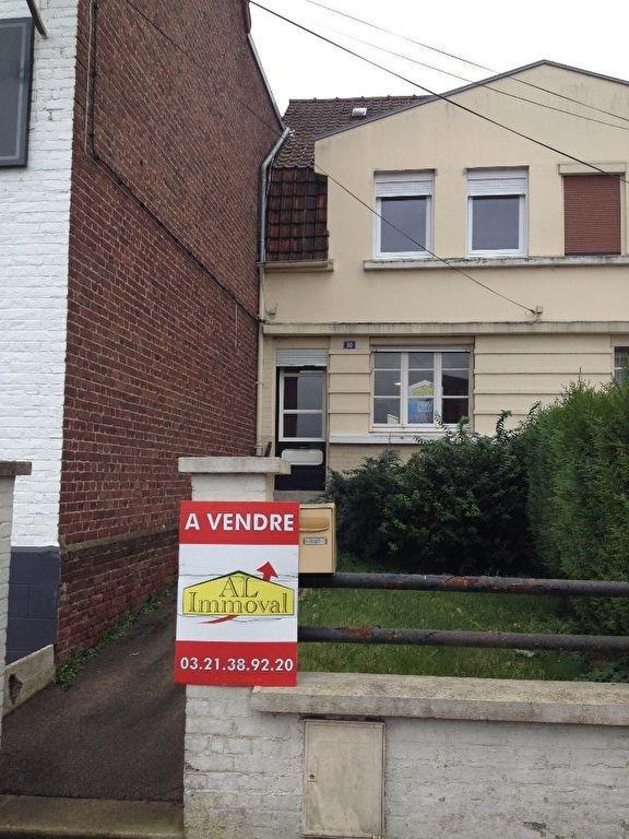 Vente maison / villa Isbergues 80000€ - Photo 1