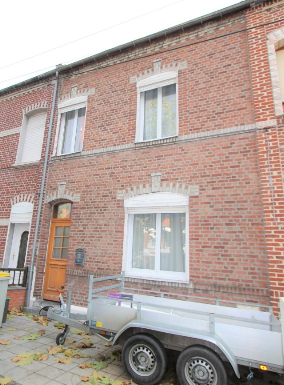Vente maison / villa Auberchicourt 106000€ - Photo 1