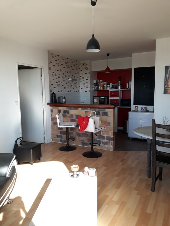 Rental apartment Limoges 439€ CC - Picture 1