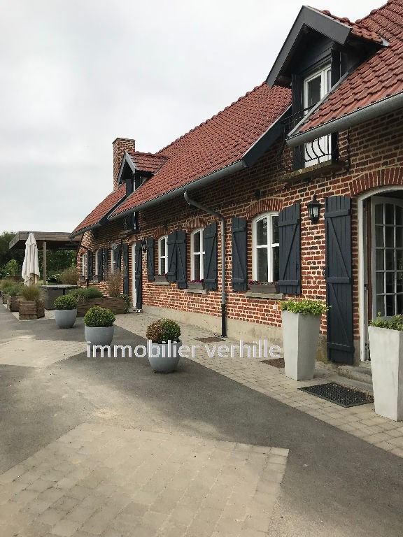 Deluxe sale house / villa Nieppe 575 000€ - Picture 1