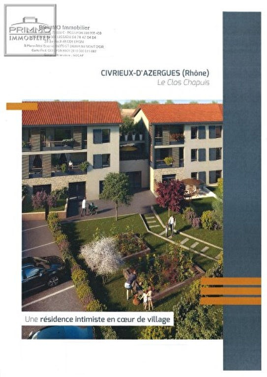 Vente immeuble Civrieux d azergues 250 000€ - Photo 1