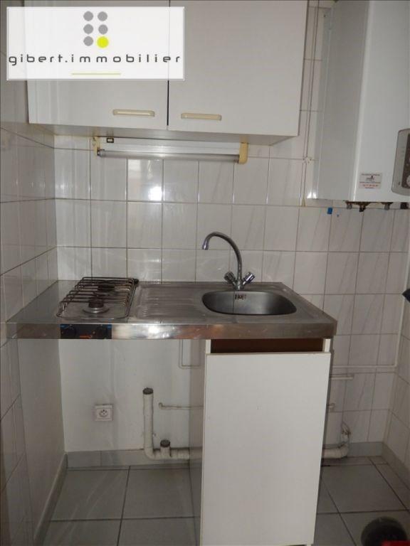 Rental apartment Le puy en velay 381€ CC - Picture 6