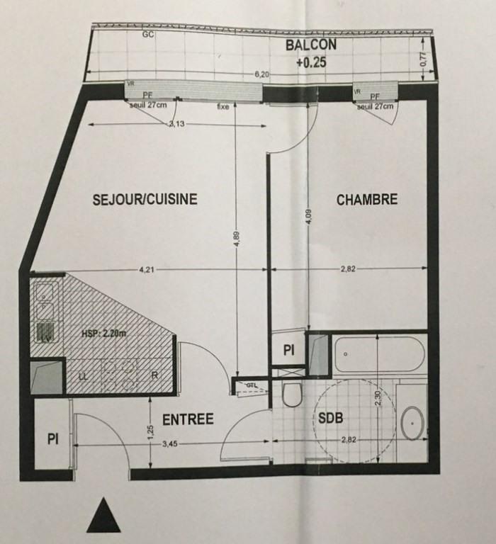 Vente appartement Boulogne billancourt 420000€ - Photo 2