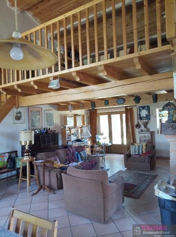 Sale house / villa Villefranche de lauragais 345000€ - Picture 6