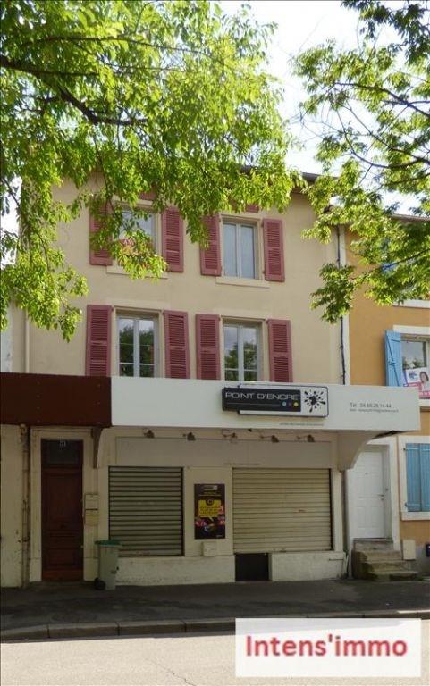 Vente immeuble Romans sur isere 138000€ - Photo 1
