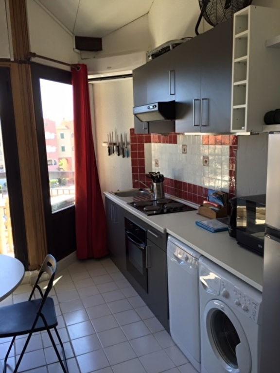 Sale apartment Le barcares 85600€ - Picture 2