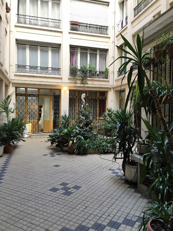 Vente appartement Paris 18ème 262000€ - Photo 5