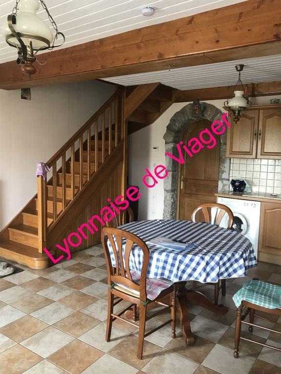 Viager maison / villa Thurins 63000€ - Photo 2
