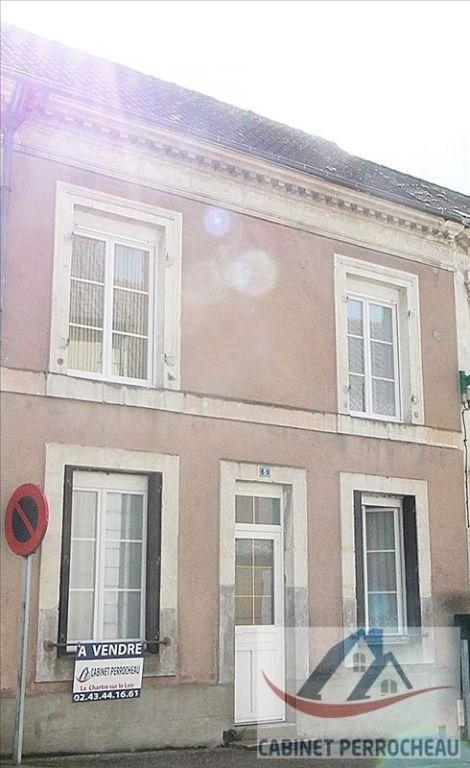 Sale house / villa La chartre sur le loir 40000€ - Picture 1