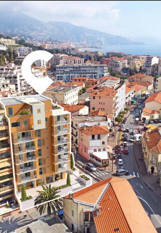 Vente appartement Roquebrune-cap-martin 465000€ - Photo 2