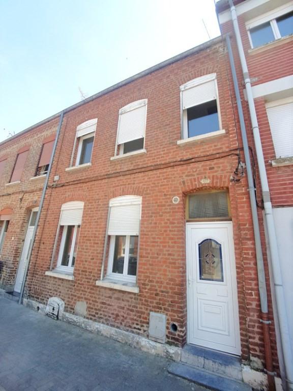 Vente maison / villa Caudry 48000€ - Photo 1