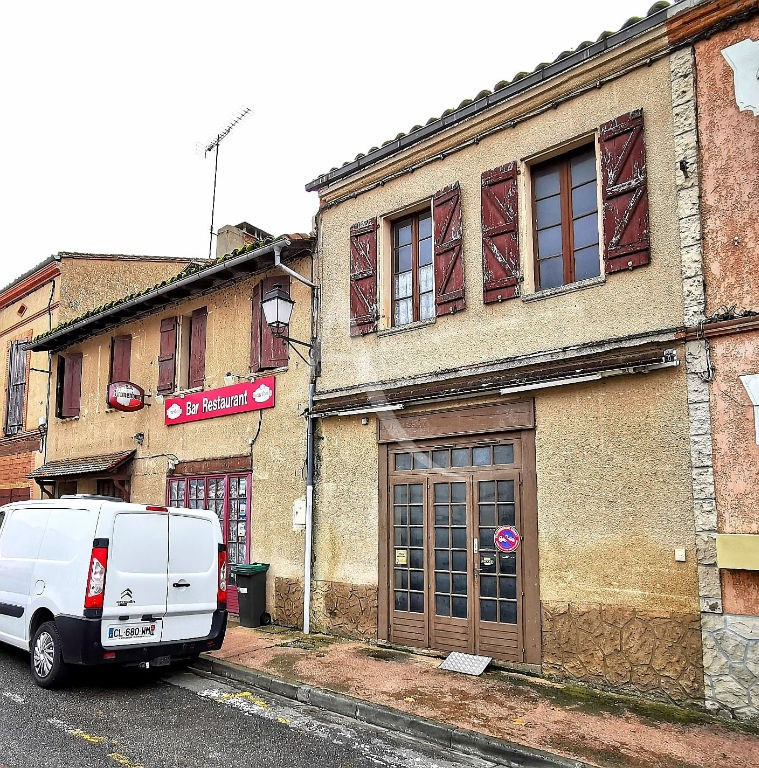 Sale building Levignac 346 500€ - Picture 1