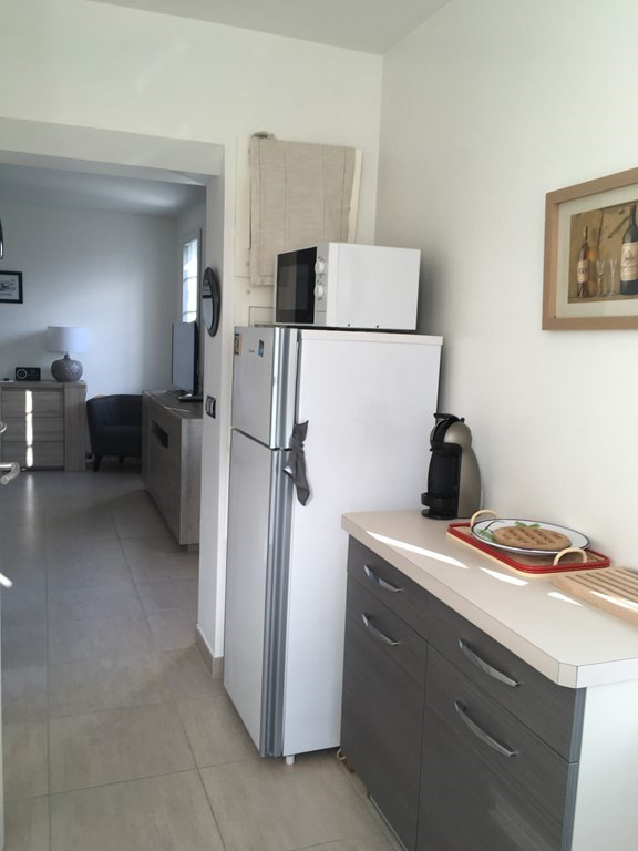 Vacation rental apartment Biscarrosse 300€ - Picture 9