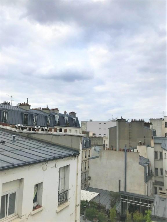 Location appartement Paris 17ème 990€ CC - Photo 9