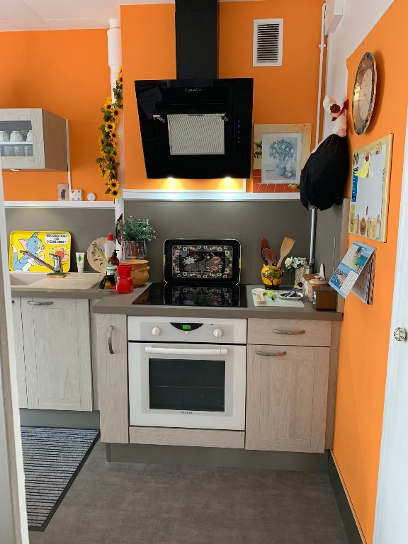 Sale apartment Mont saint aignan 110000€ - Picture 4