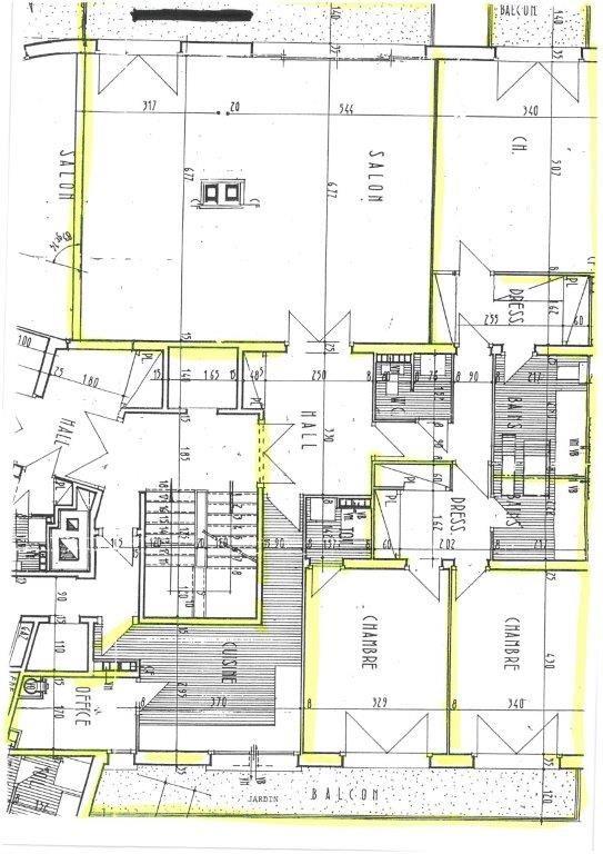 Vente de prestige appartement Neuilly-sur-seine 2140000€ - Photo 14
