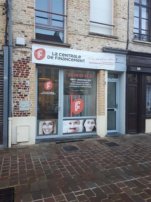 Location local commercial Saint omer 400€ CC - Photo 1