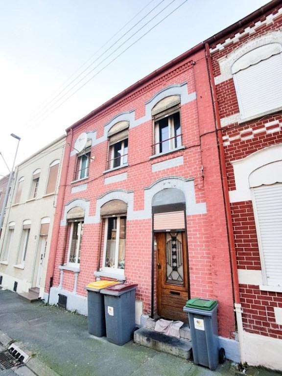 Vente maison / villa Caudry 65000€ - Photo 1