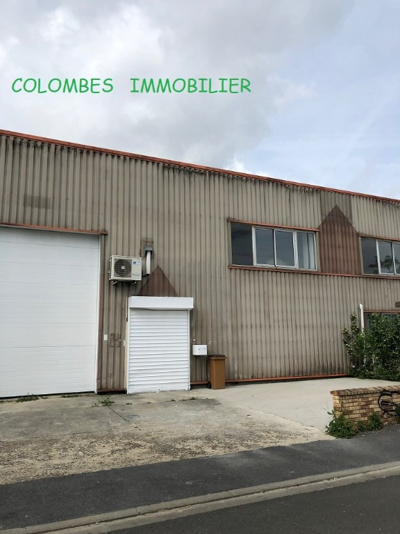 Vente local commercial Le plessis bouchard 410800€ - Photo 1