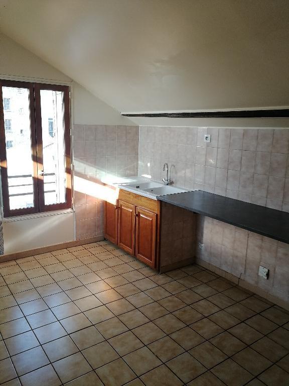 Rental apartment Villeneuve saint georges 547€ CC - Picture 1