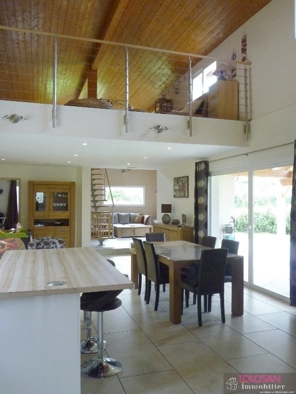 Deluxe sale house / villa Montgiscard 486000€ - Picture 4