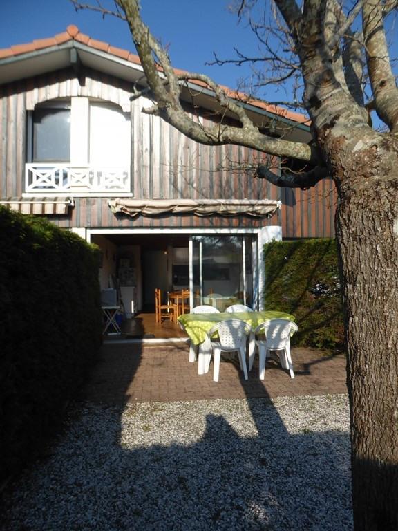 Verhuren vakantie  appartement Biscarrosse 460€ - Foto 1