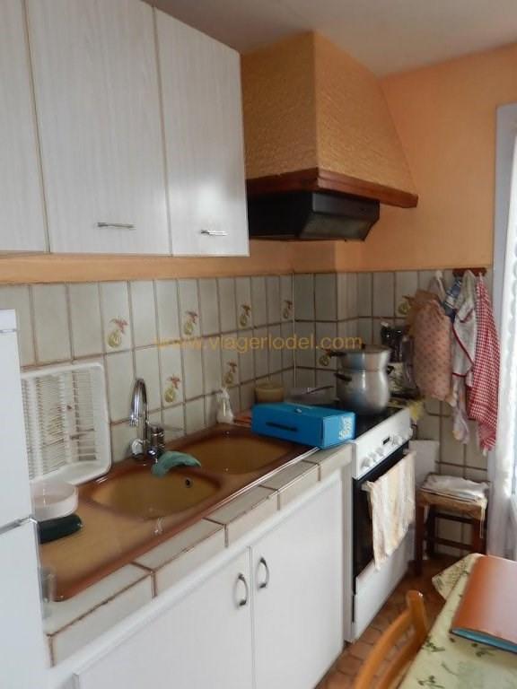 Vendita nell' vitalizio di vita casa Èze 240000€ - Fotografia 9